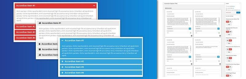 Accordion FAQ WordPress