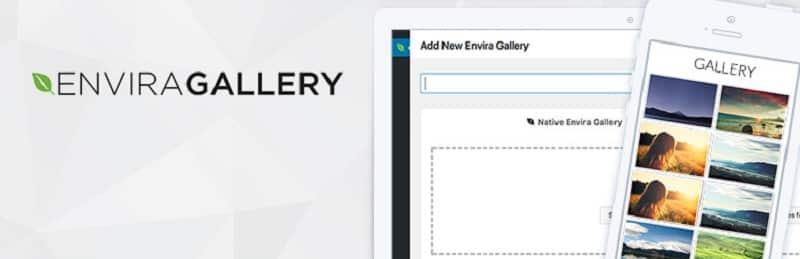 Envira Gallery WordPress