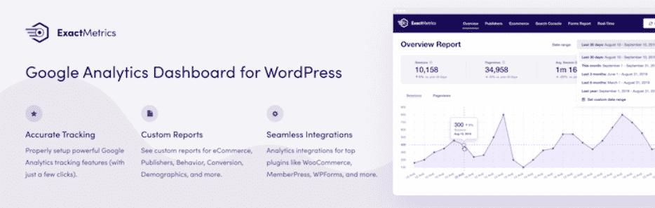 Google Analytics Dashboard for WP WordPress