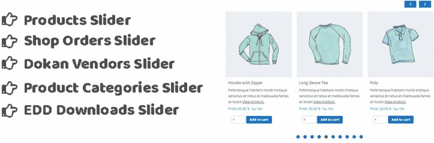 Product Slider for WooCommerce WordPress