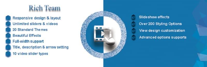 Video Slider WordPress