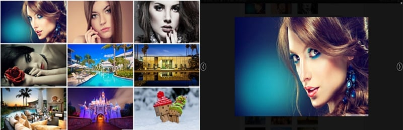 Flickr Album Gallery wordpress