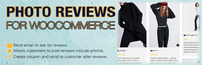 Photo Reviews for WooCommerce wordpress