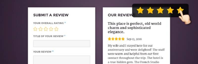 Site Reviews wordpress