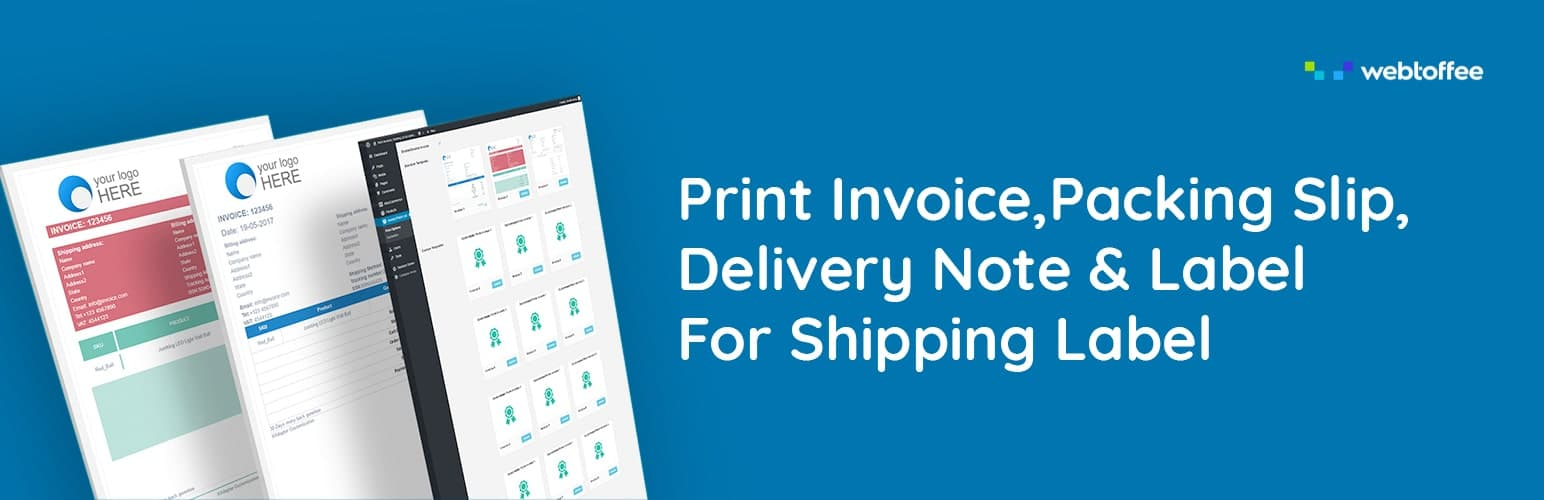 woocommerce pdf invoices packing slips Delivery Notes Shipping Labels min wordpress