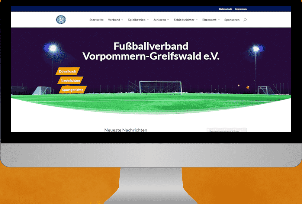 Fußballverband Vorpommern-Greifswald